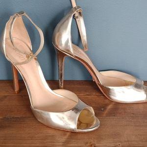Schutz heeled sandals